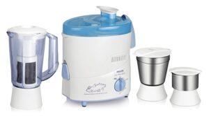 Philips HL1632 500-Watt 3 Jar Juicer Mixer Grinder