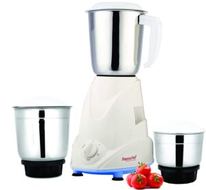 Signoracare Eco Plus Mixer Grinder, 500W