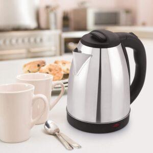 BMS Lifestyle Fast Boiling Tea Kettle Cordless