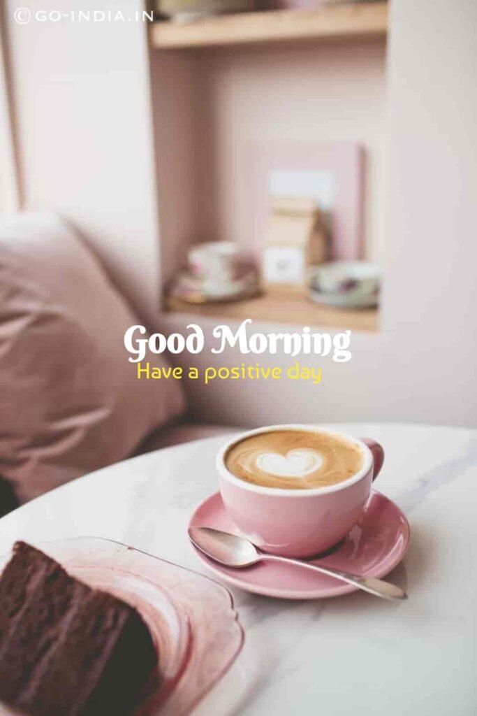 good morning coffee pic