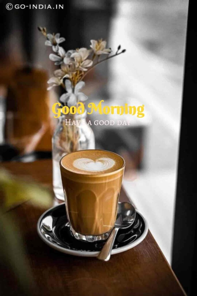 morning coffee photography