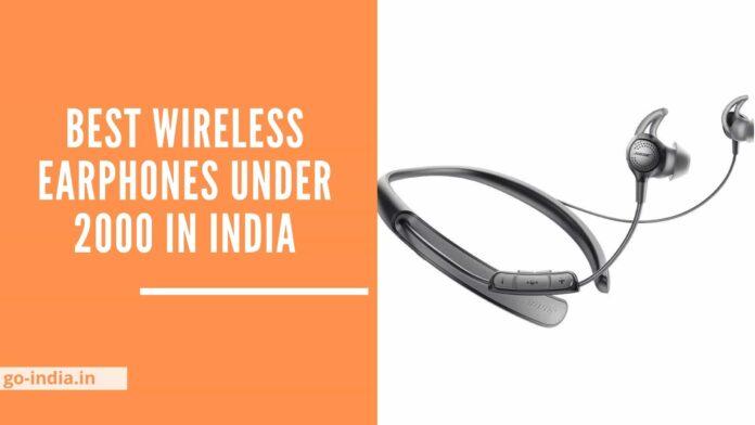 Best Bluetooth Earphones Under 1000 in India