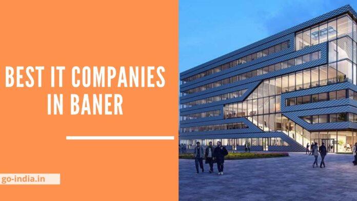 Best IT Companies in baner