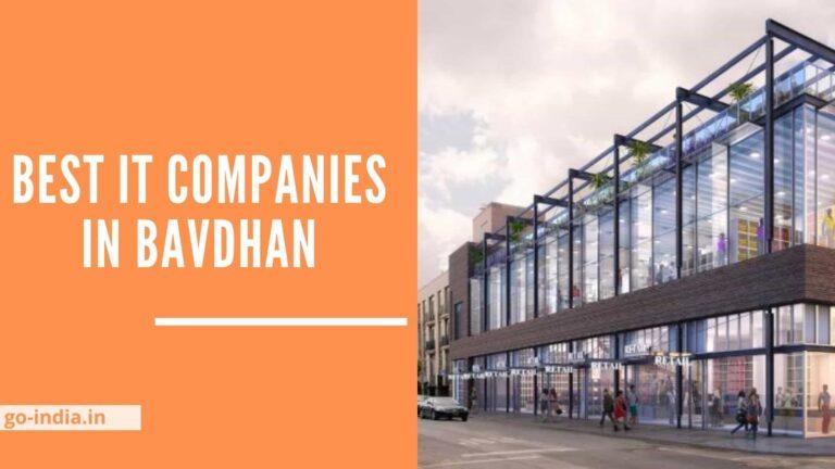 Best IT Companies in bavdhan