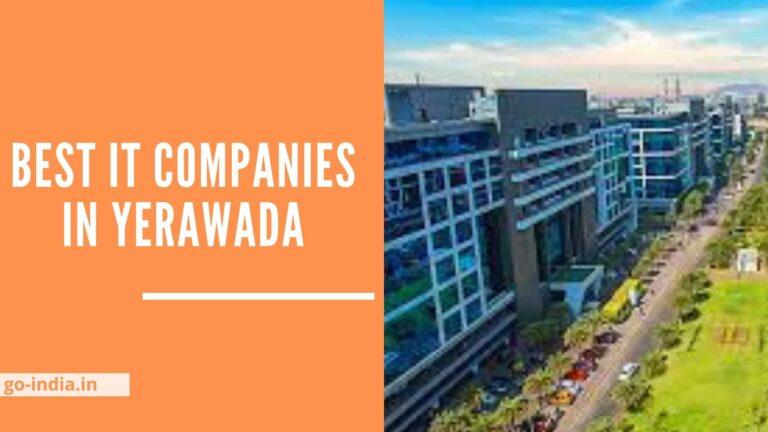 Best IT Companies in yerawada
