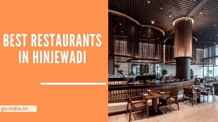 Best Restaurants in Hinjewadi