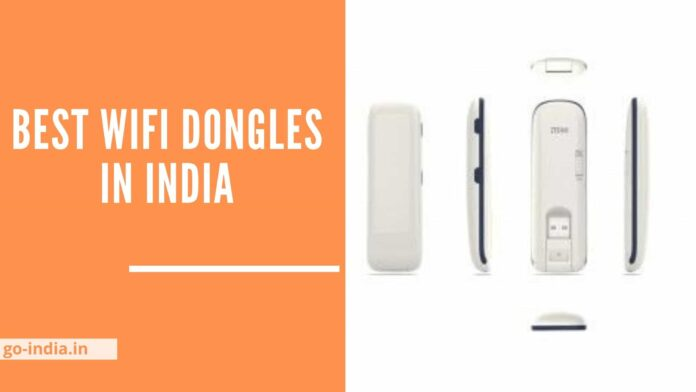Best WiFi Dongles in India