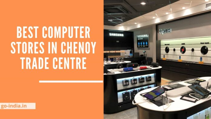 Best Computer Stores in Chenoy Trade Centre