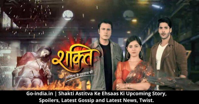 Shakti Astitva Ke Ehsaas Ki Upcoming Story, Spoilers, Latest Gossip and Latest News, Twist.