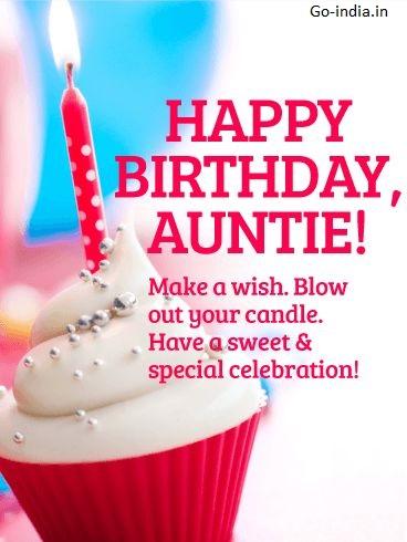 aunt happy birthday images hd