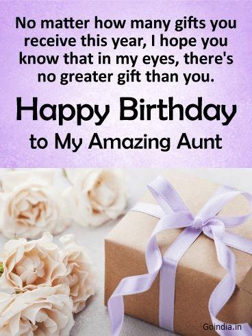 happy birthday aunt pics