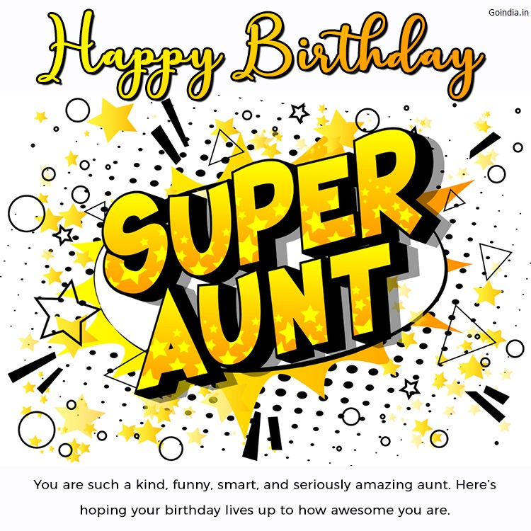 happy birthday auntie images in HD