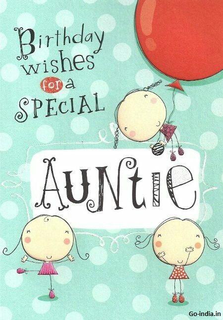 happy birthday beautiful aunt